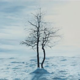 _Winter_, oil on canvas, 73 x 116 cm, Jose Antonio Ochoa