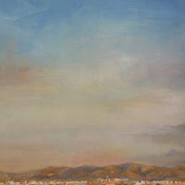 Valencia, óleo sobre tabla, 35x27 cm. Jose Antonio Ochoa
